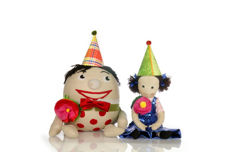ABC KIDS' Play School's Humpty and Jemima