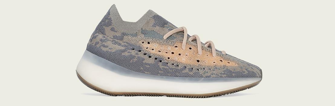 adidas + KANYE WEST anuncian el lanzamiento de YEEZY BOOST 380 Mist