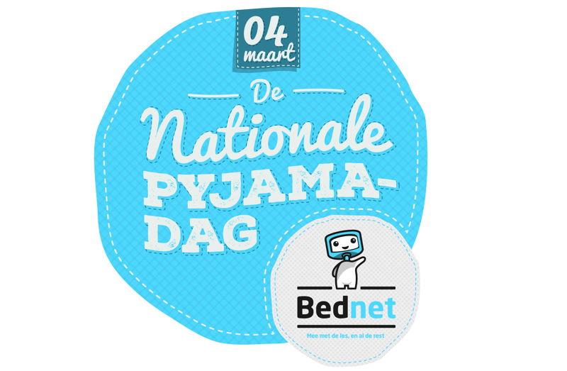 Logo Nationale Pyjamadag