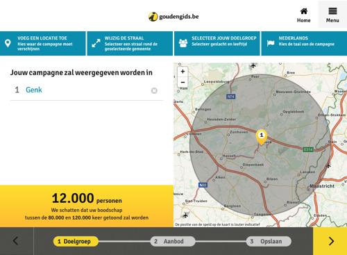 goudengids.be lanceert een nieuwe, innovatieve tool die Belgische KMO's toelaat om zowel nationaal als (hyper)lokaal op Facebook te adverteren