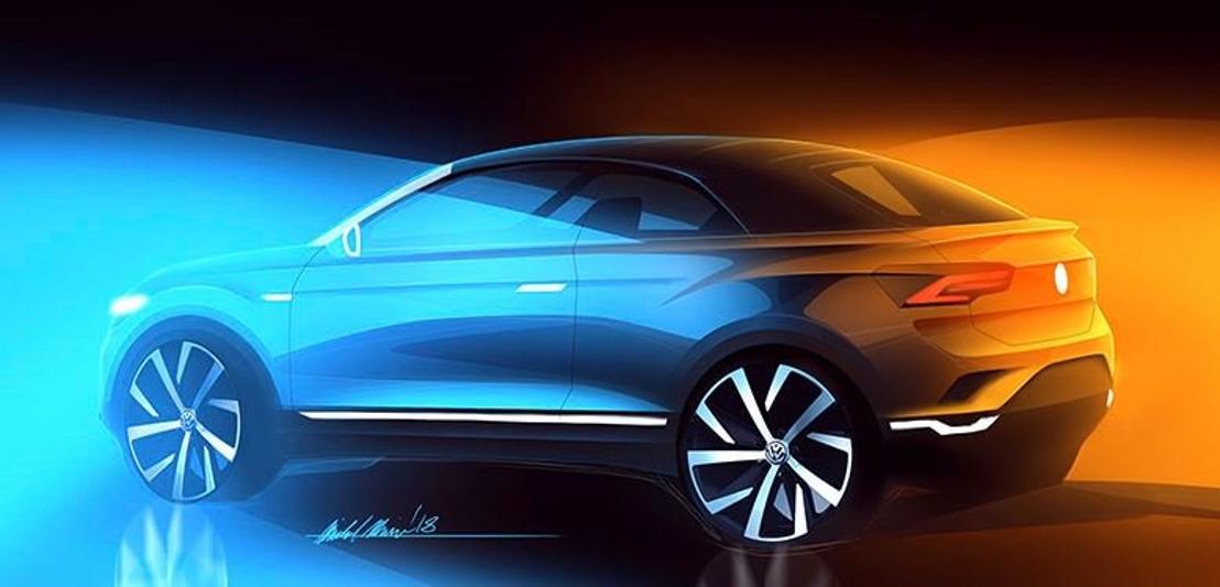 Eerste SUV-cabriolet van het merk: Volkswagen-bestuur bevestigt cabrioversie voor T-Roc