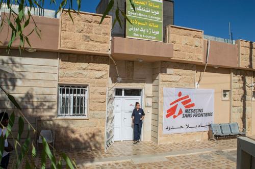 Sinjar, Irak: MSF nimmt zerstörtes Spital wieder in Betrieb