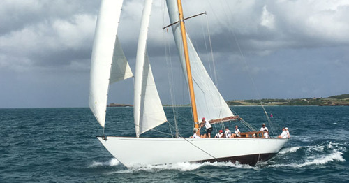 OECS Supports Yacht Race 'For A Cleaner Future'