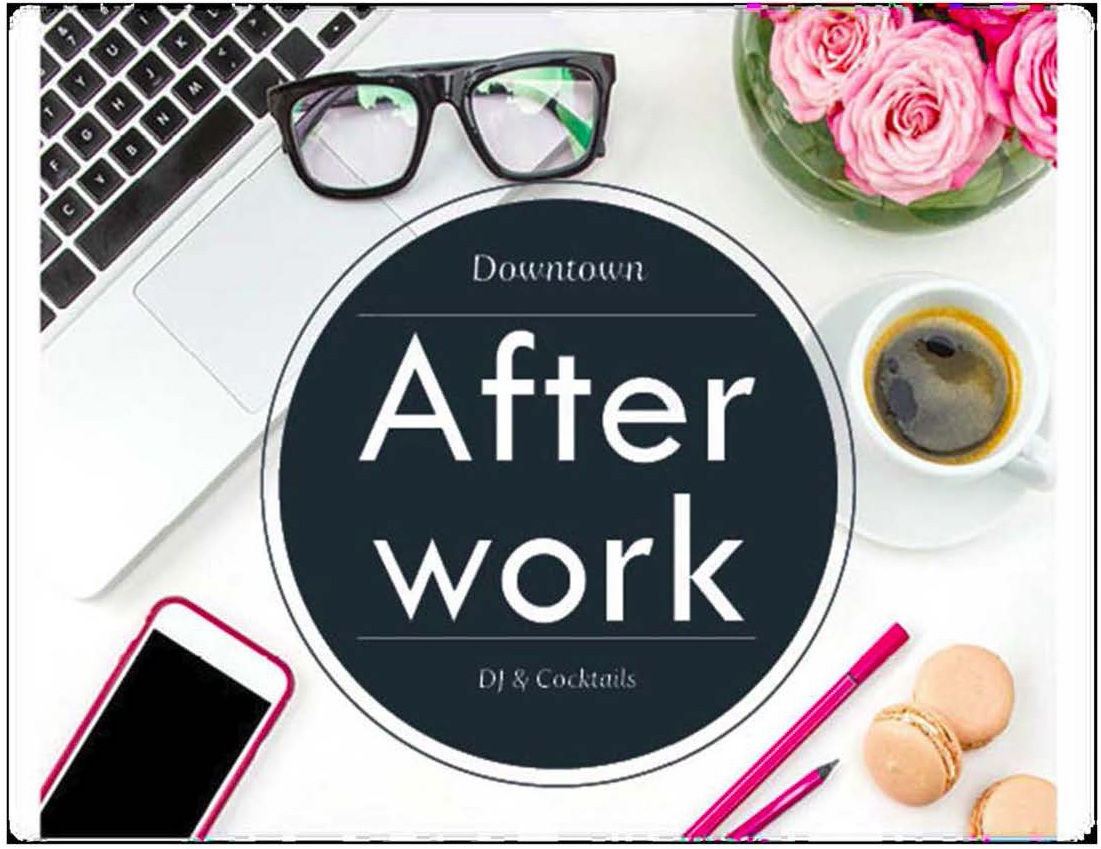 Business Women Afterwork