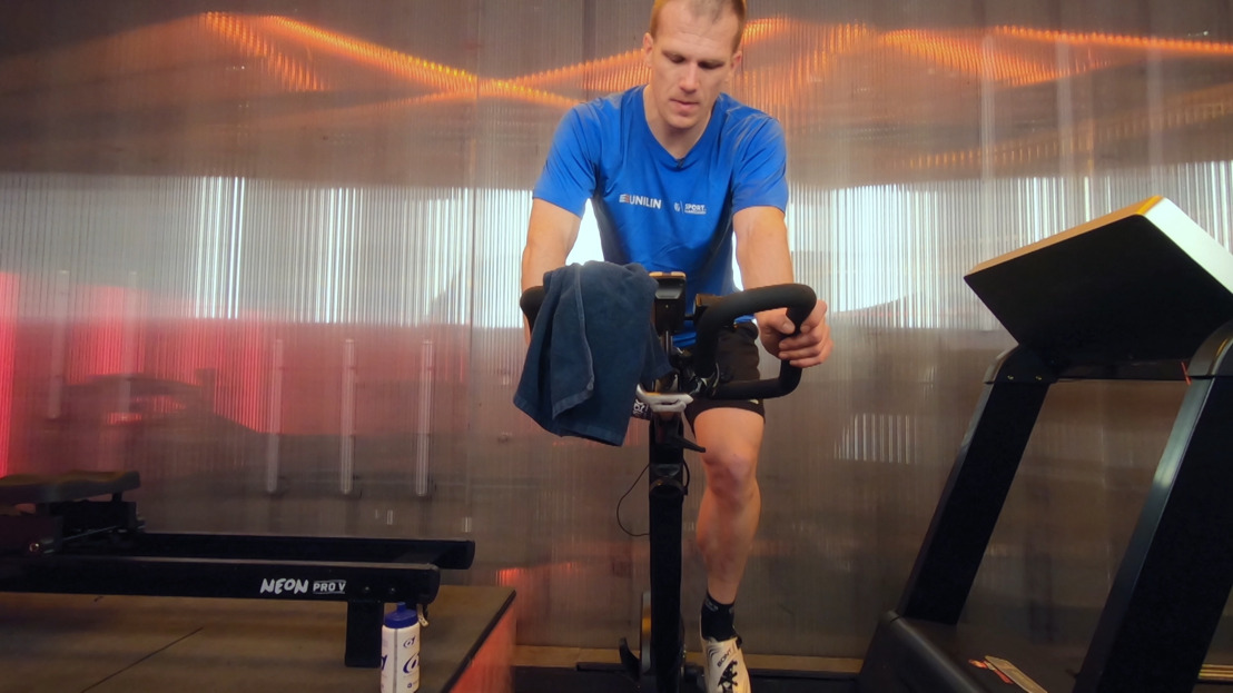 Primeur in De Container Cup : paralympiër Ewoud Vromant aast op recordtijd