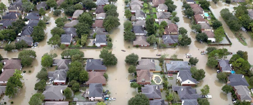 Daikin steunt collega's na orkaan Harvey