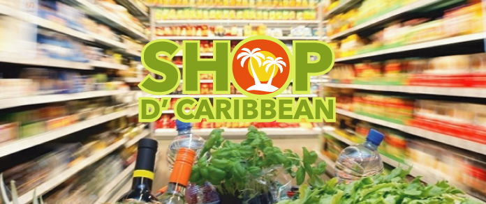 Shop D Caribbean, a Saint Lucian-based online platform to purchase food and other items.