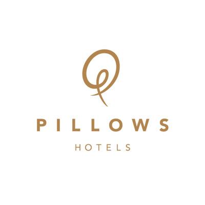 Pillows Hotels press room Logo