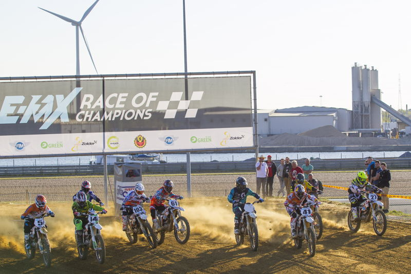Start E-MX Race of Champions, credit: CDS