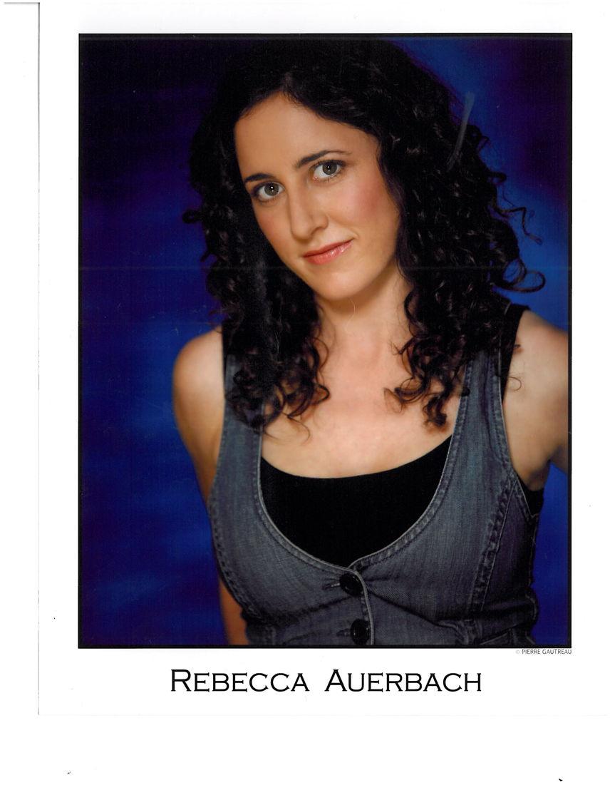 Rebecca Auerbach