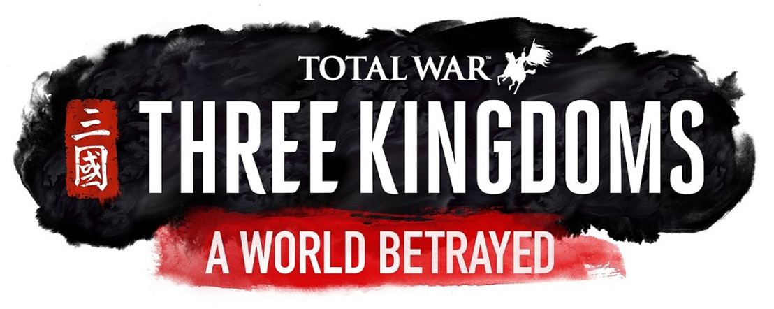 A WORLD BETRAYED IS OUT NOW FOR TOTAL WAR: THREE KINGDOMS!