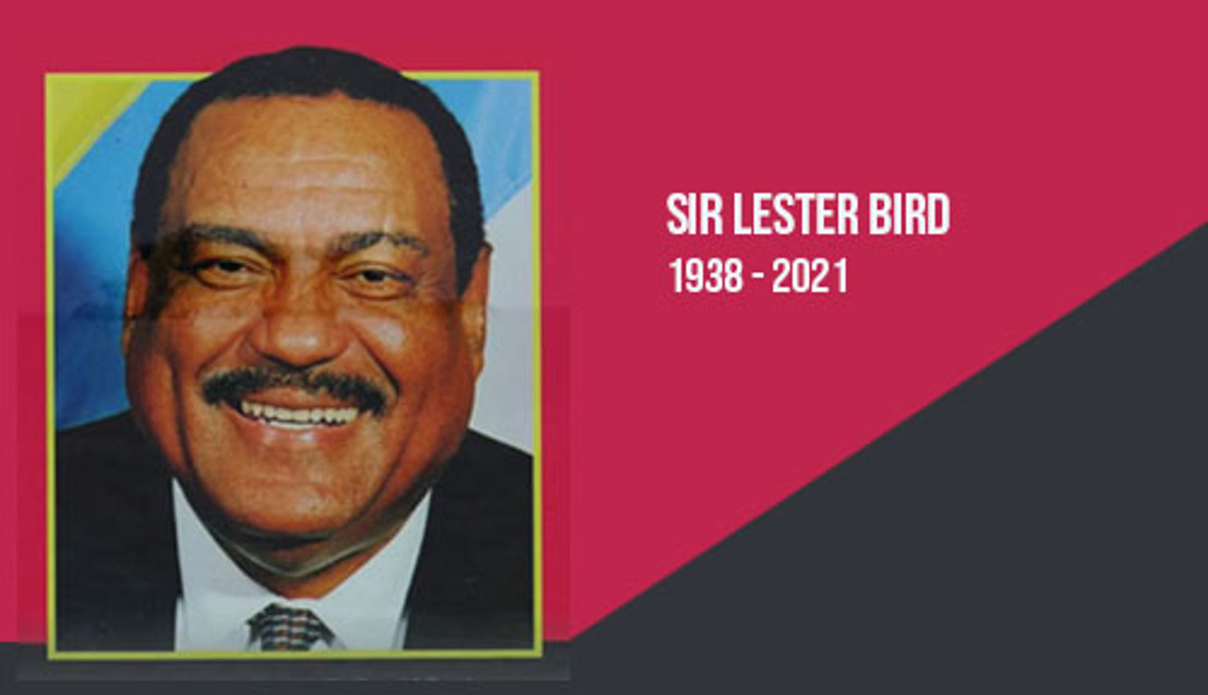 Statement by the Chairman of the Organisation of Eastern Caribbean States (OECS) Authority, The Rt. Hon. Dr. Keith Mitchell, on the passing of Former Prime Minister of Antigua and Barbuda, Sir Lester Bird