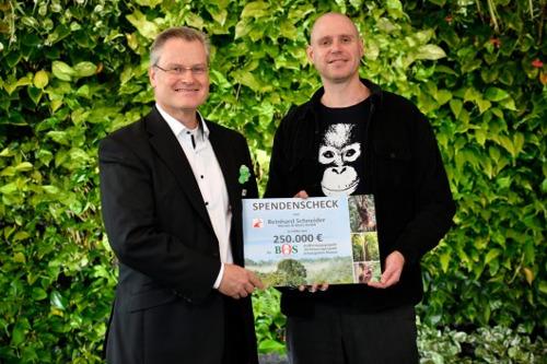 Frosch soutient le reboisement : 100 000 arbres plantés pour une véritable protection du climat