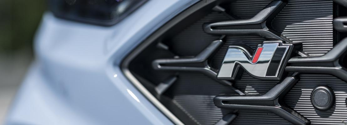 Presskit Hyundai i30 N