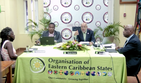 Preview: Communiqué of the 70th Meeting of the OECS Authority