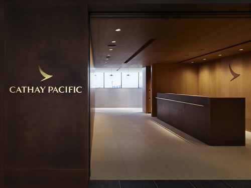 New Cathay Pacific lounge opens at Tokyo's Haneda airport