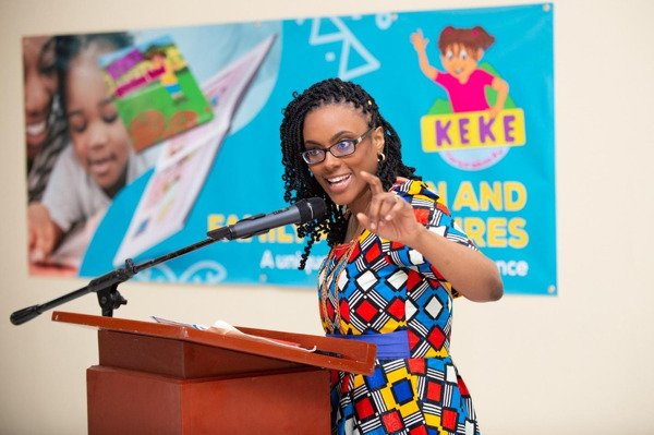 """Preview: Grenadian Author Launches """"Keke The Caribbean Kid"""" Book Series"""
