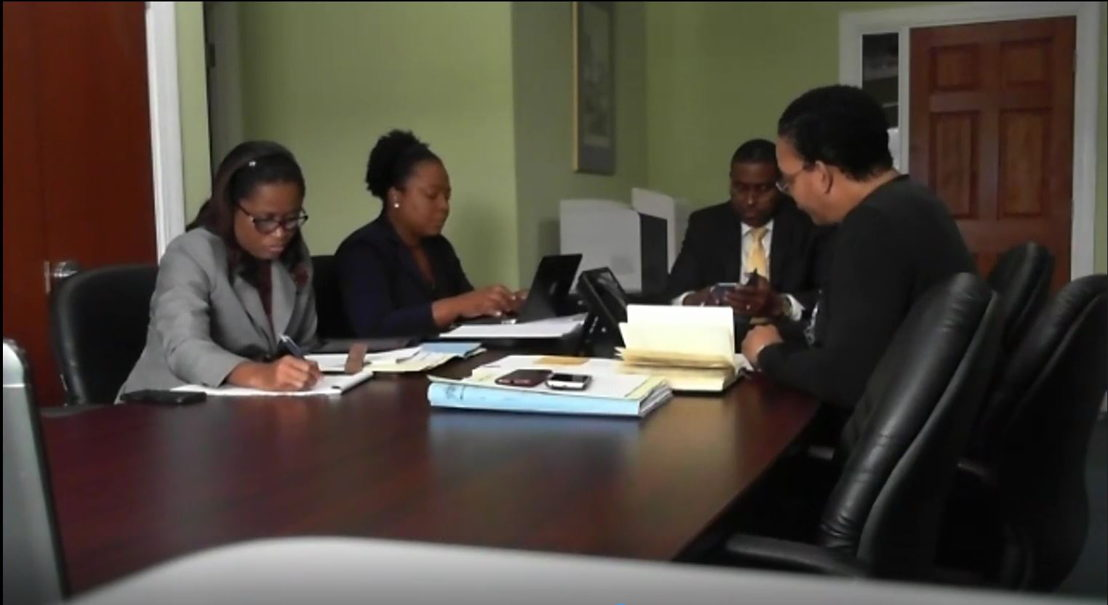 Virtual Meetings held with the OECS Joint Embassy in Brussels.