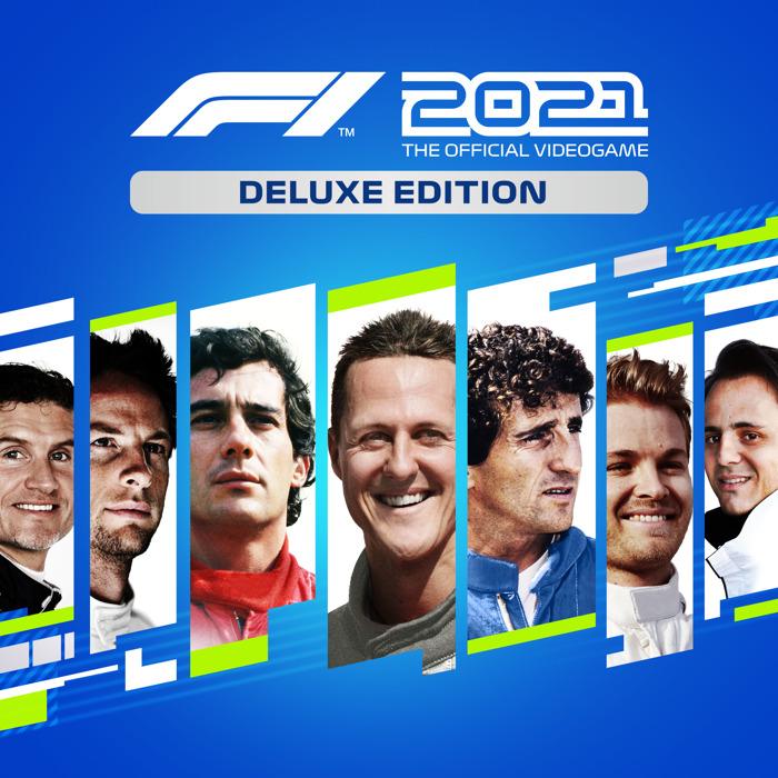 Les sept pilotes emblématiques de F1® 2021 annoncés dans l'Édition Digitale Deluxe. Lewis Hamilton, Max Verstappen et Charles Leclerc confirmés comme stars de la couverture mondiale de F1® 2021