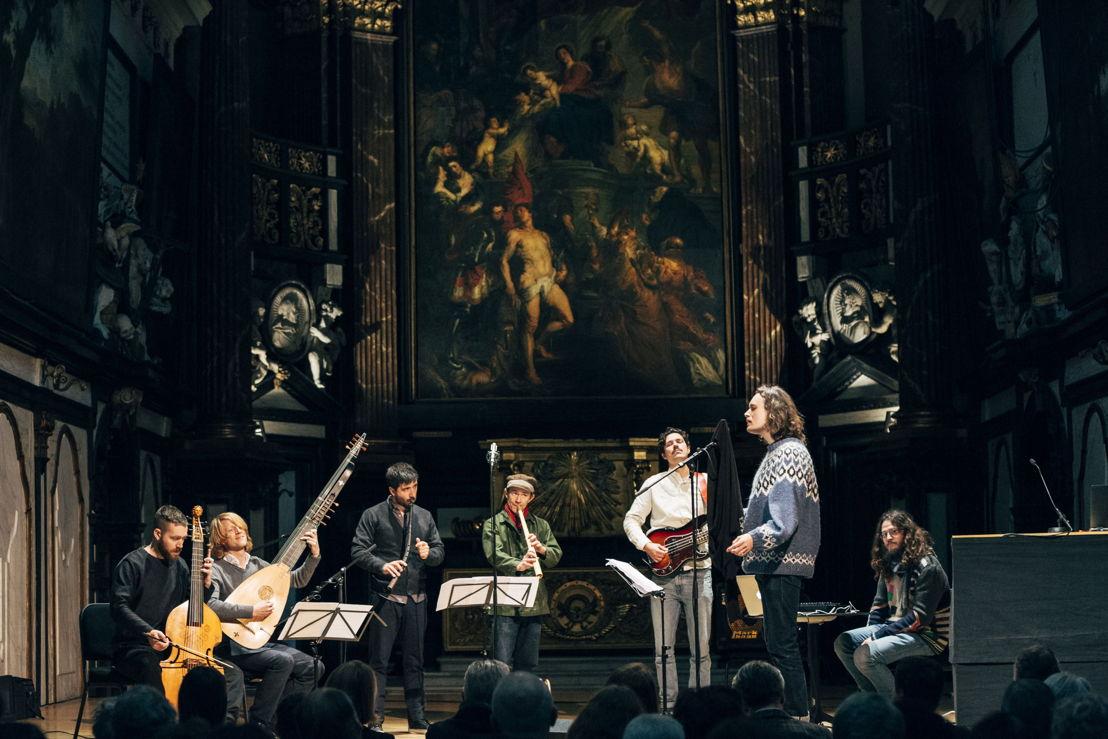 Voorstelling evenementen kunstensector 'Antwerp Baroque 2018. Rubens Inspires'. foto Joris Casaer