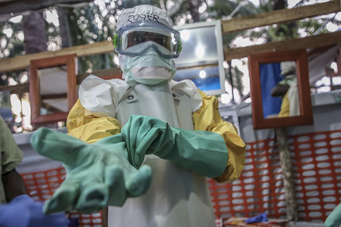 Ebola: Les nouveaux traitements s'ajoutent aux piliers traditionnels de la réponse