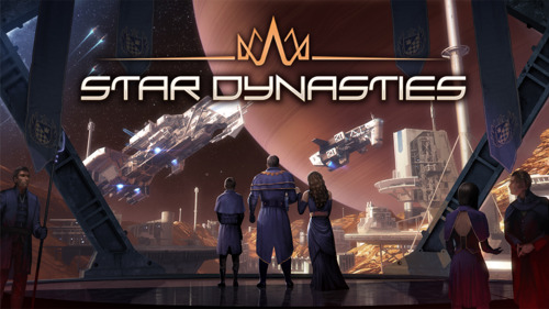 "Epic strategy game ""Star Dynasties"" announced"