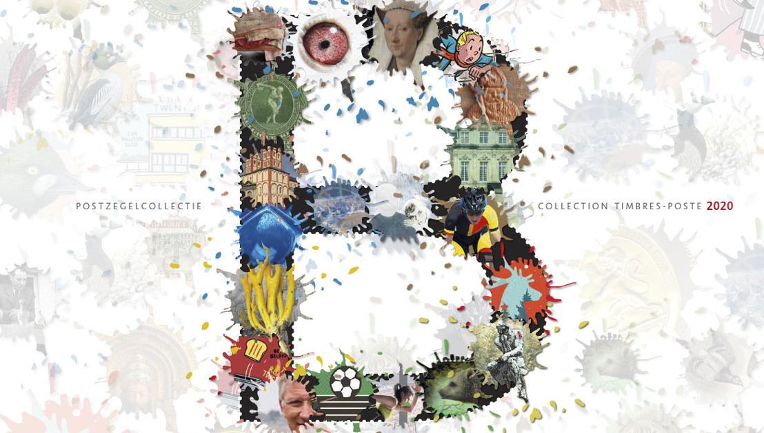 bpost dévoile sa collection de timbres-poste 2020
