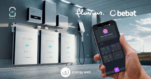 """Bebat en Fluvius lanceren """"EasyBat"""" om levensloop batterijen beter op te volgen via blockchain"""