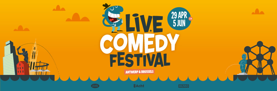 Last names added to Live Comedy Festival