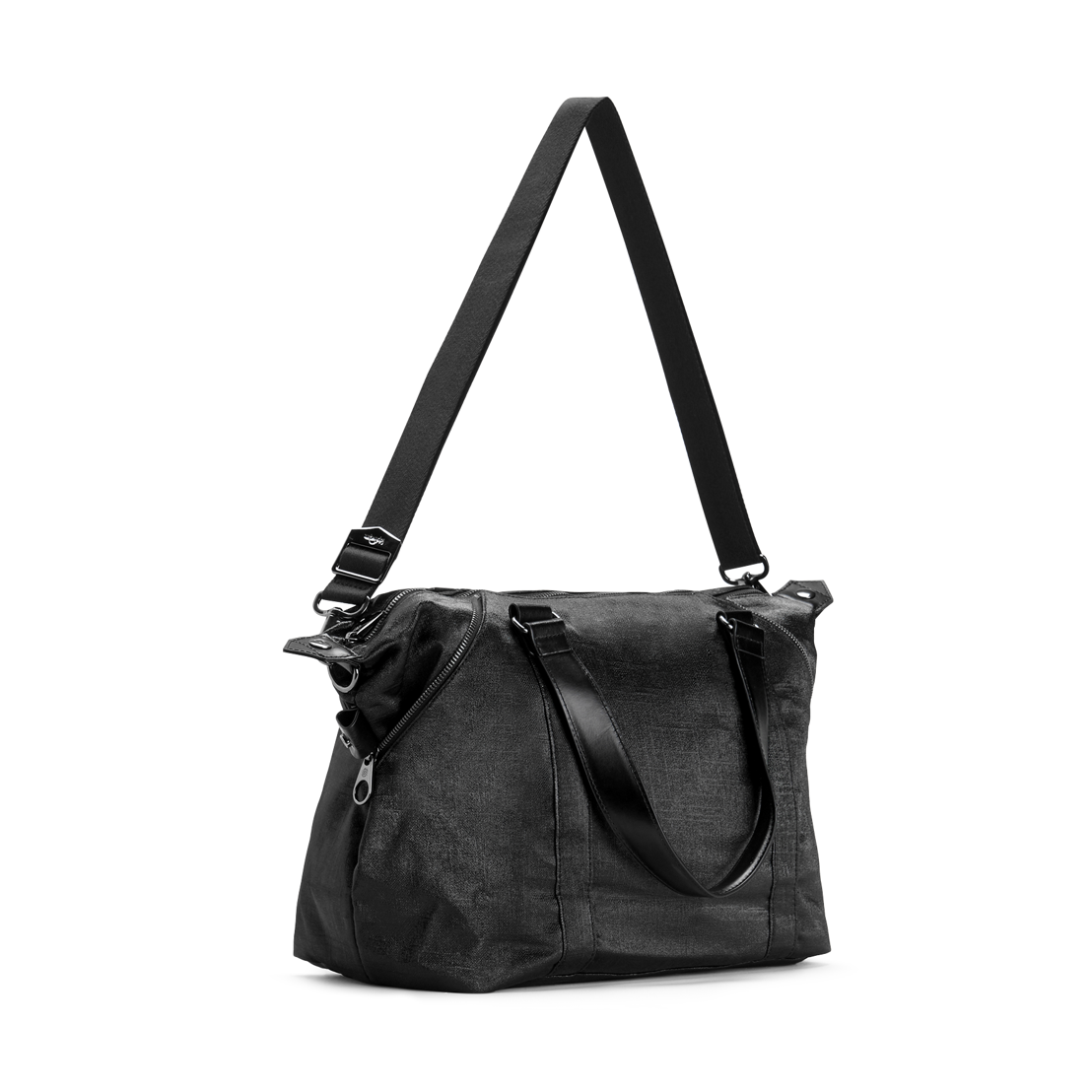 RT ORGANISED Coated Black - Tote with removable pouches - £214