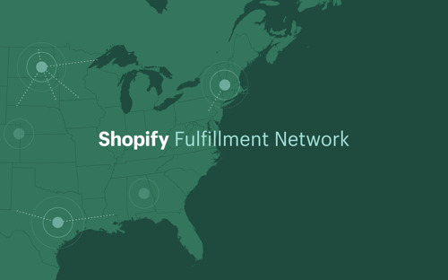 Introducing Shopify Fulfillment Network