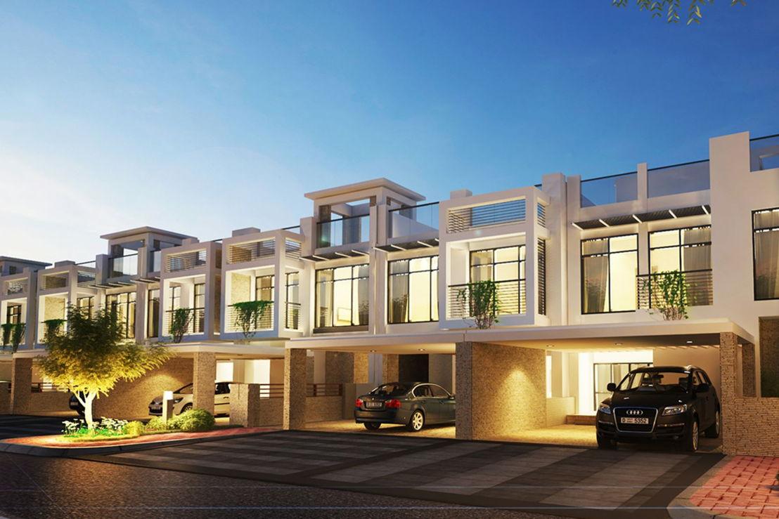 Meydan Heights South - Dubai - Meydan LLC