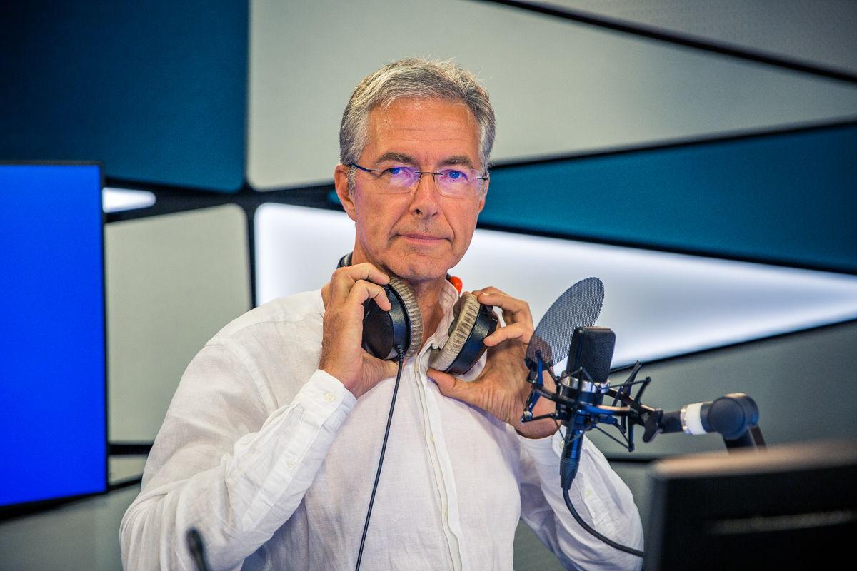 Jan Hautekiet © Radio 1