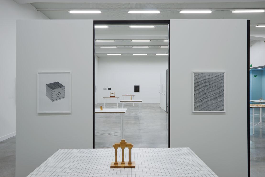 Aurélien Froment at M-Museum Leuven<br/>Photo (c) Dirk Pauwels