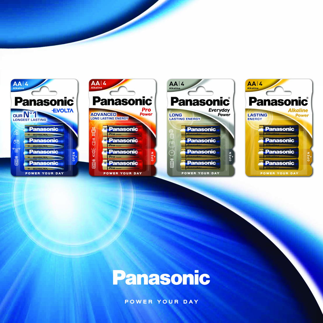 Panasonic - new global designs