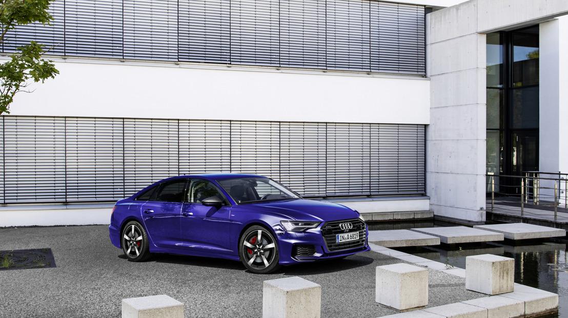 Électrification de la berline par excellence : l'Audi A6 55 TFSI e quattro