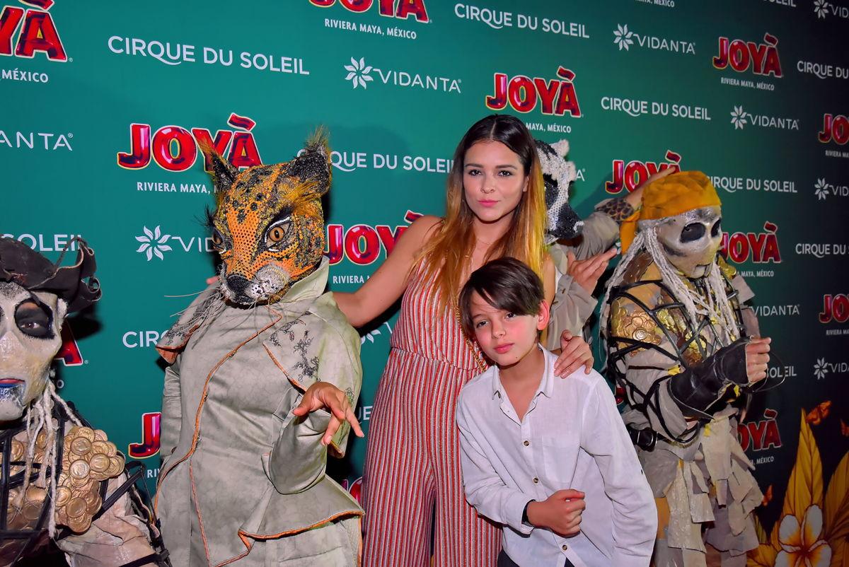 982d10a547bc CIRQUE DU SOLEIL JOYÀ celebra su tercer aniversario en México