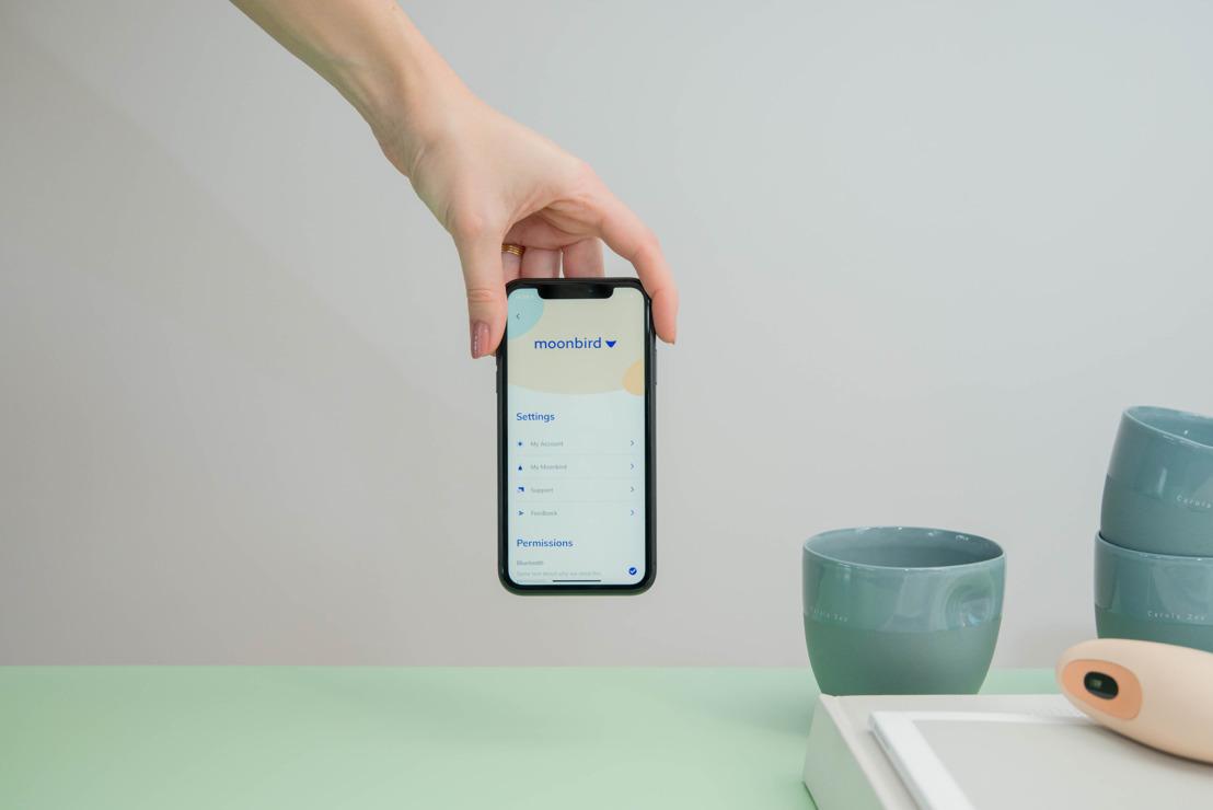 Moonbird laat je ademen op het ritme van innovatieve Belgische technologie