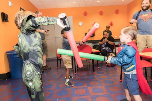 Children's Museum of Atlanta launches super September programs