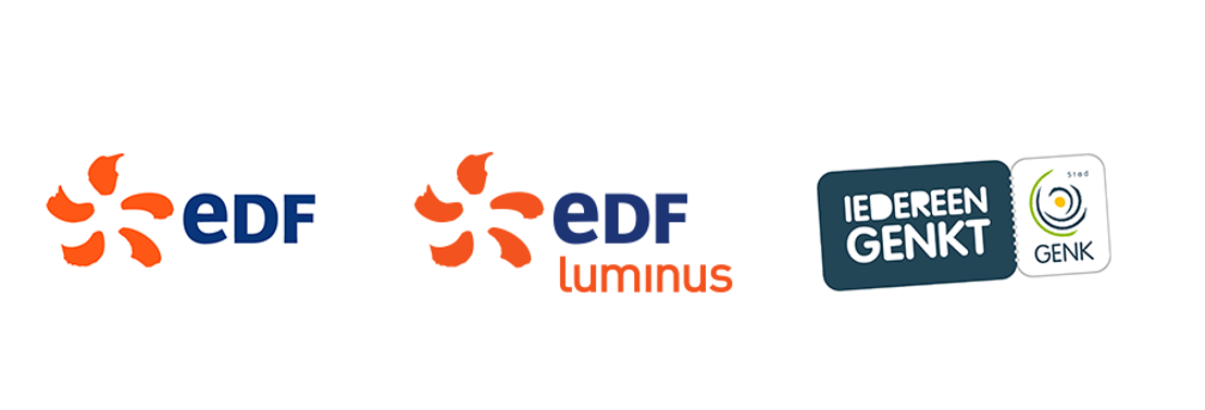 De groep EDF, EDF Luminus en de Stad Genk werken samen aan duurzame stad