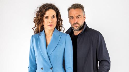 Tom Waes en Anna Drijver spelen undercoveragenten in nieuwe, spannende fictiereeks 'Undercover'