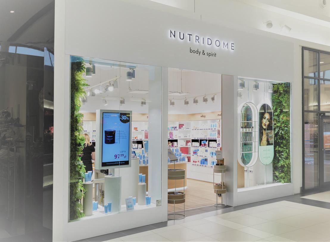 Kolejne produkty NUTRIDOME przeszły rebranding