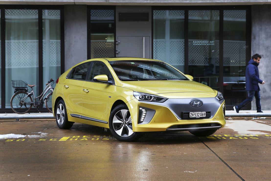 Hyundai IONIQ Eletric