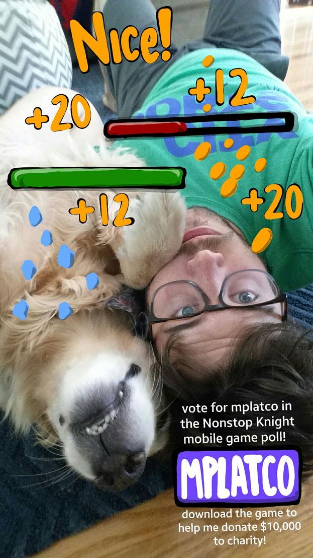 Mplatco - Nonstop Buddies campaign snap