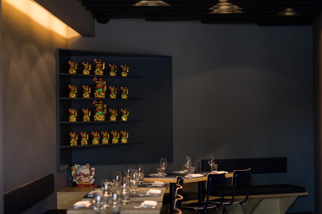 'East meets West' in nieuw Antwerps restaurant Jinza