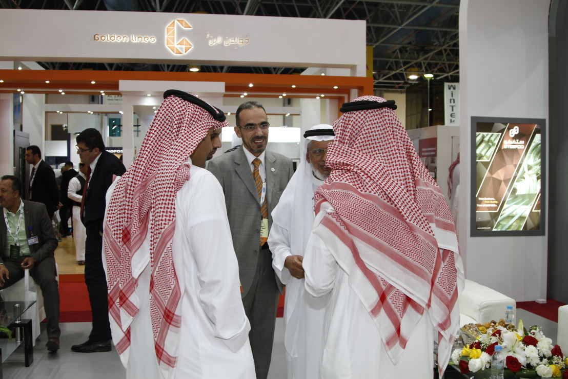 The Big 5 Saudi 2016 - Exhibitors and buyers meet onsite