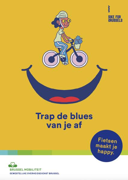 Preview: Mortierbrigade tovert een glimlach op je gezicht met Brussels Mobiliteit en Bike for Brussels