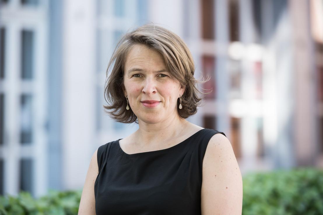 Het Letterenhuis verwelkomt vanaf 25 juni 2018 Nele Hendrickx als nieuwe directeur.
