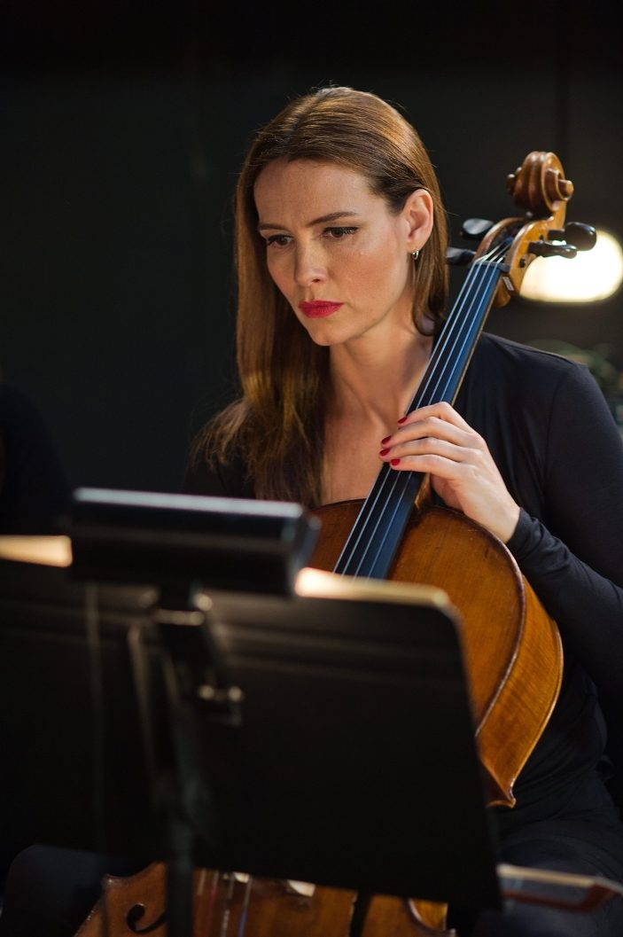 Mozart in the Jungle - Lola Kirk (Hailey Rutledge) - (c) NICOLE RIVELLI