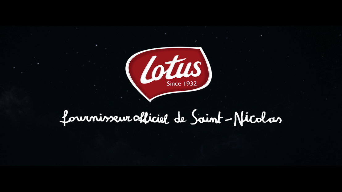 Lotus Fournisseur Officiel de Saint-Nicolas